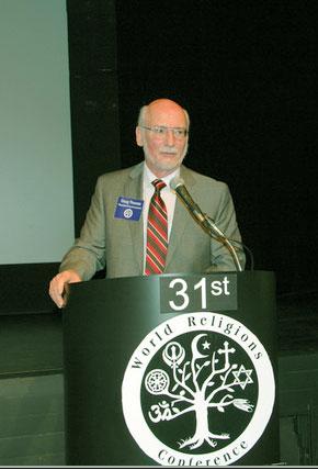 Doug Thomas - President, Secular Connexion Seculaire
